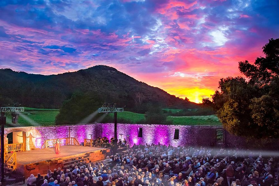 VIRTUAL STAGE The popular Broadway Under the Stars moves to a digital format for the 2020 summer season. - PHOTO COURTESY TRANSCENDENCE THEATRE COMPANY