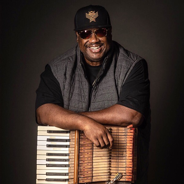 Melvin Seals & JGB return to the stage virtually for the free, live-streaming 'Cats on the Bandstand: A Very Melvin Birthday Show' on Sunday, Sept. 27. - MICHAEL WEINTROB