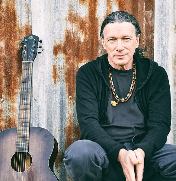 KNOWN QUANTITY Jerry Garcia once called Steve Kimock his favorite unknown guitarist.