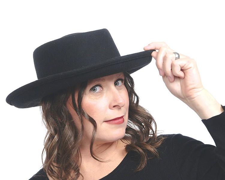 OCCIDENTAL TOURIST Jen Tucker thrives in Occidental's music scene, despite town's small size.