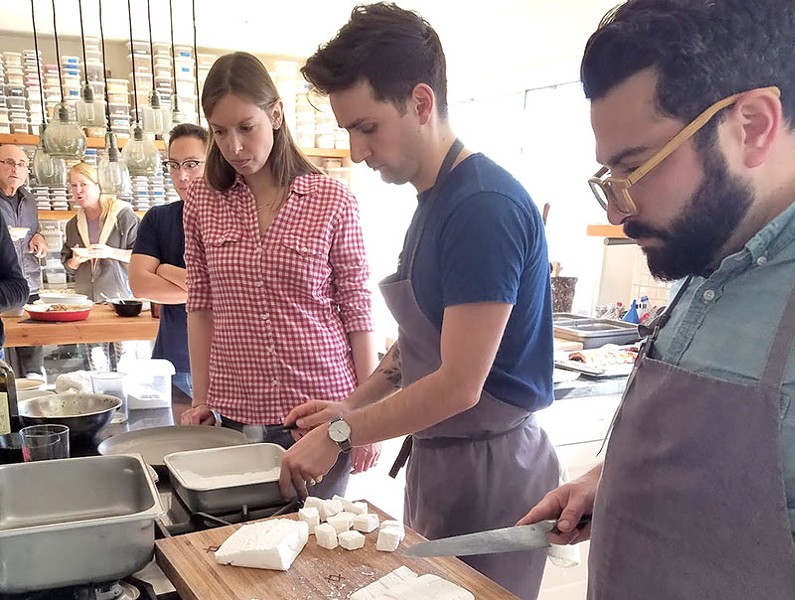 MARSHMALLOWS ARE VERY SERIOUS  The Pilot R&D team plays with different ingredients - as they create new flavors and products.