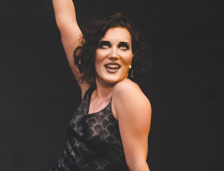 Drink to That Ashley Garlick revels in the unlikable lead, 
