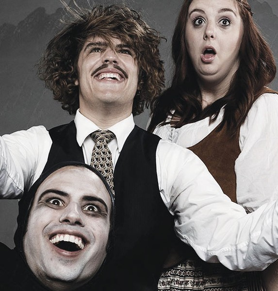 The Doctor Is In(sane) 'Young Frankenstein' puts on the Ritz in Healdsburg. - RAY MABRY