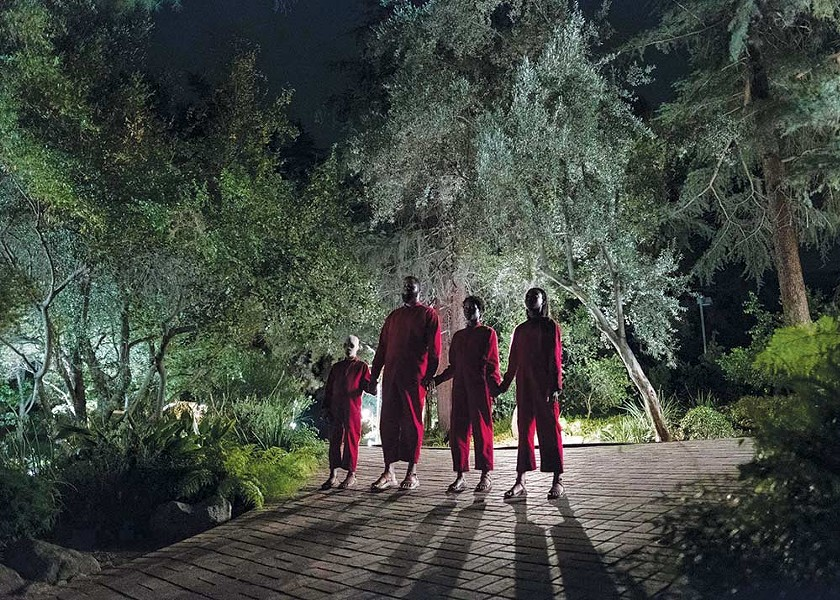 Us vs Them Jordan Peele's racial parable 'Us' is one of the best (and eeriest) movies of the year.