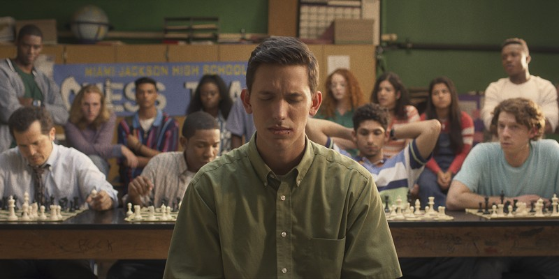 "Alexander Valley Film Festival's now-virtual program screens new films like ""Critical Thinking,"" about the first inner-city high school chess team to win the U.S. National Chess Championship."