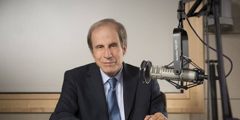 Veteran Bay Area radio broadcaster Michael Krasny will retire from KQED's 'Forum' in February.