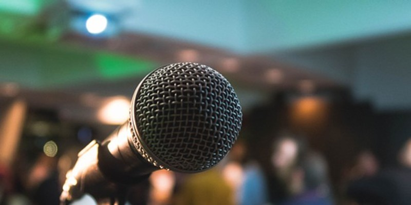 Open Mic: Some Poems Are Bad