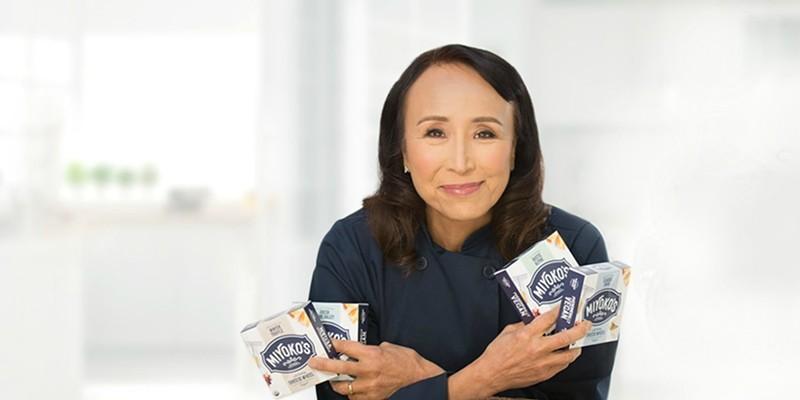 North Bay-based vegan cheesemaker Miyoko Schinner, of Miyoko's Creamery, is partnering with In Defense of Animals to give away a year's supply of vegan cheese.