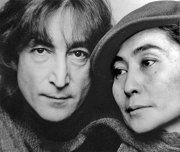 John Lennon–photographed here with Yoko Ono–was killed 40 years ago this week on Dec. 8, 1980. - PHOTO BY JACK MITCHELL/ COURTESY WIKIMEDIA COMMONS