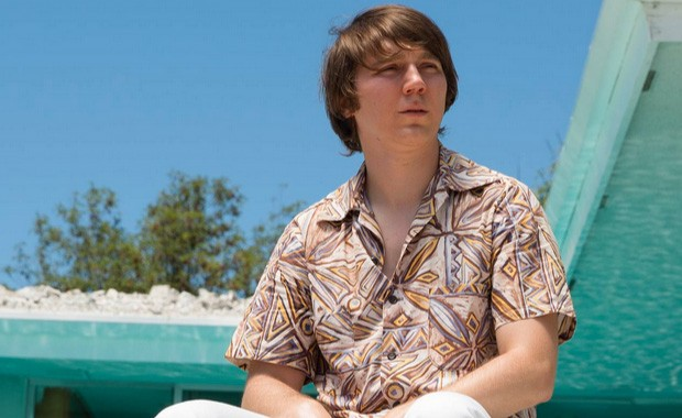 HELP ME, LANDY Paul Dano is superb as the eccentric Beach Boy in 'Love and Mercy.'
