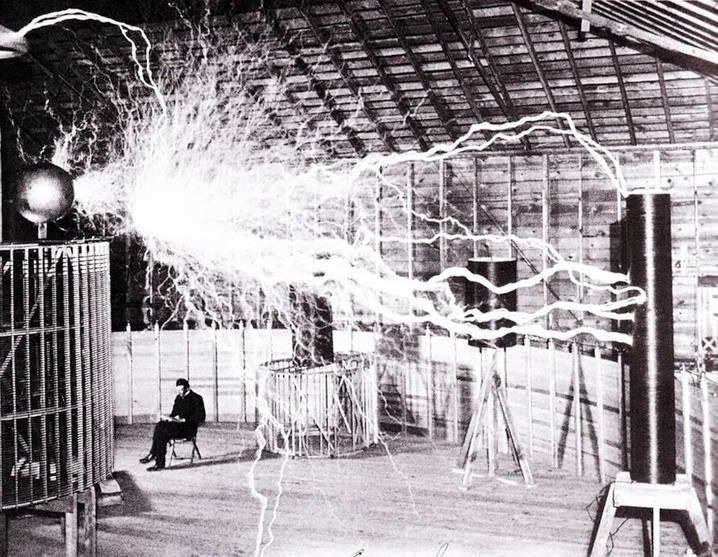 COURTIN' SPARKS Nikola Tesla was a genius, but are these namesake batteries a smart idea?