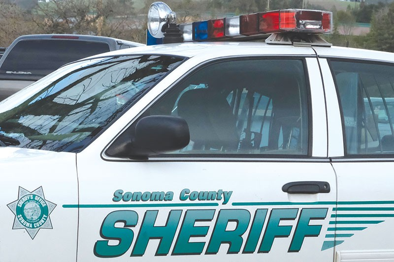 UNDER INVESTIGATION  Sonoma County Sheriff Steve Freitas acted quickly on a use-of-force incident in October involving a now former deputy. - RORY MCNAMARA