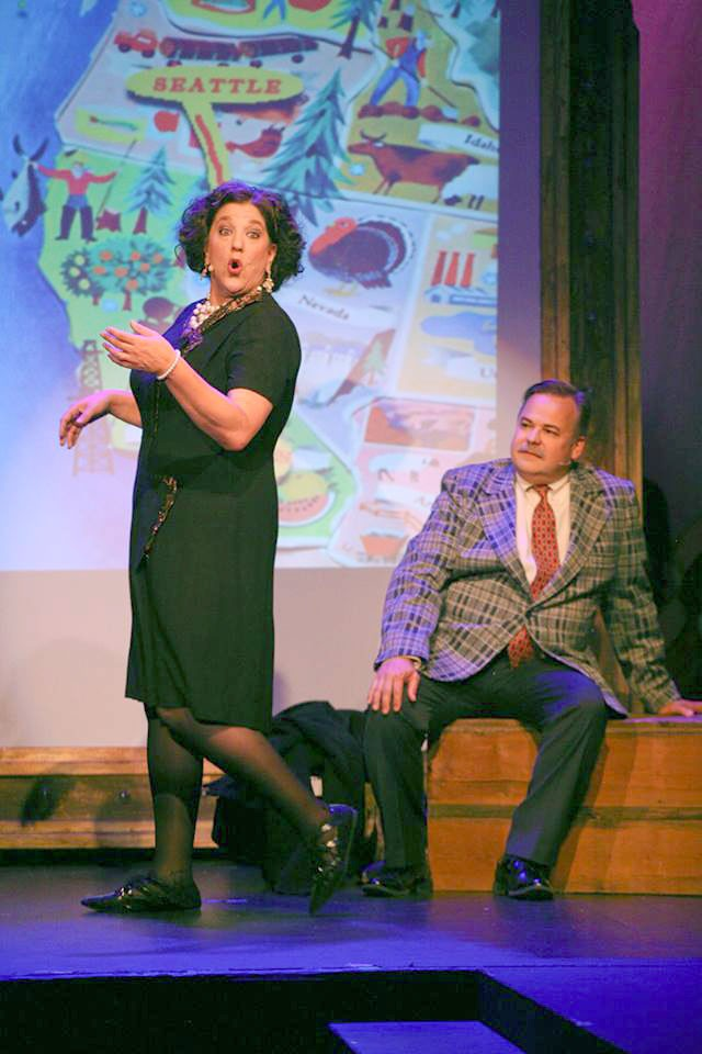 Roses for 'Gypsy' | Theater | North Bay Bohemian