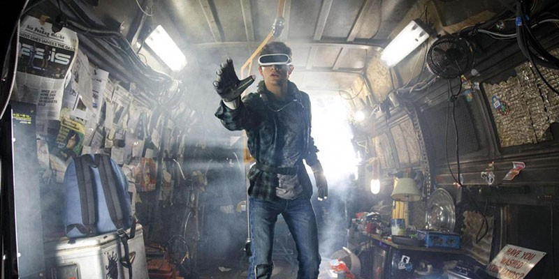 FORWARD TO THE PAST  Steven Spielberg's latest sci-fi venture - is a love letter to the '80s.