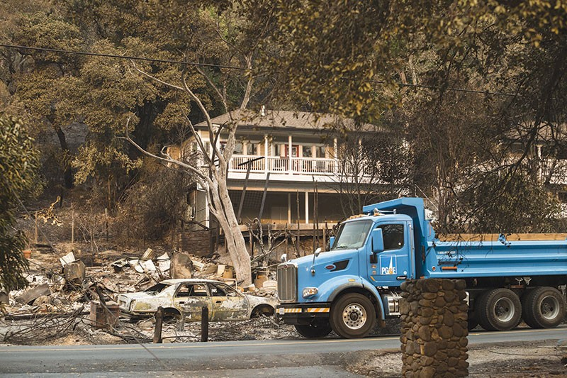 POWER SURGE  Legal documents allege PG&E executives withheld facts from investors and made statements - that were 'materially  false and misleading.'