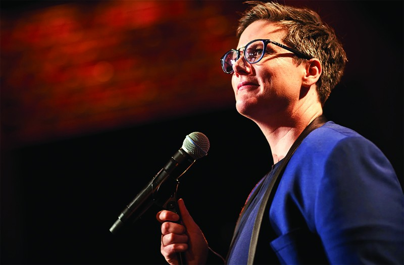 STANDUP WOMAN Netflix's 'Nanette' transcends comedy into something greater.