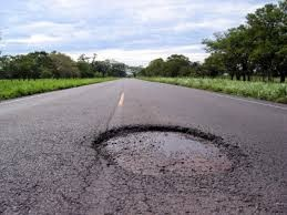 Santa Rosa's roads have gone to pot(hole) according to TRIP report