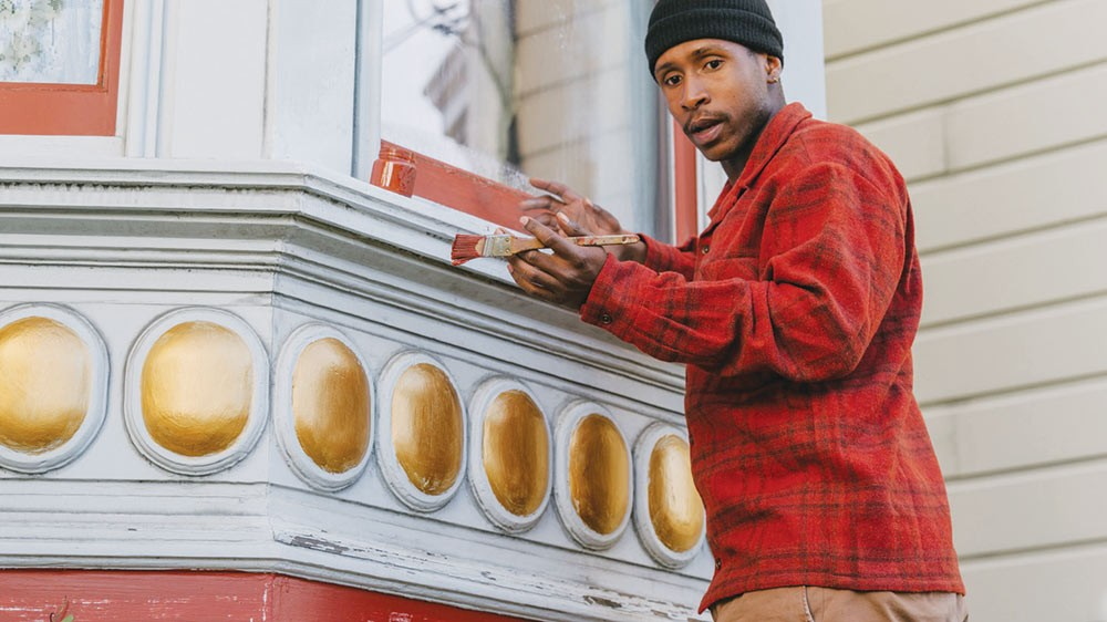 Painted Lady Jimmy Fails lovingly tends to a San Francisco Victorian he sees as a family treasure—even though it's occupied by others.