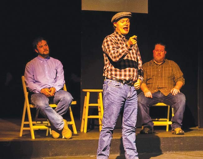 In Their Words Real interviews become staged memories in 