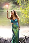<b>IT'S A WATERFUL LIFE</b> Ellie Condello's affection for 'The Little Mermaid' goes way back.
