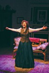 <b>HEY JO</b> Sarah Wintermeyer lends her fine voice as Jo March in the musical version of Louisa May Alcott's novel.