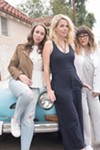 <b>SEE THEM AROUND</b> Sarah Jarosz, Aiofe O'Donovan and Sara Watkins share song credits on debut album.