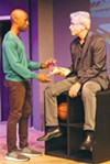 <b>RACE RELATIONS</b> 'Honky' is funny, infuriating, profane and profound, and a rarity on North Bay stages.