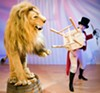 <b>MASTER OF PUPPETS</b> Lex Rudd will begin offering classes (not in lion taming) in Forestville next month.