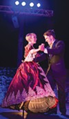 <b>MOVE YOUR FEET</b> Broadway Under the Stars' new show puts the spotlight on dancing.