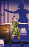 <b>FOREVER YOUNG</b> Spreckels made audiences believe in 'Peter Pan.'