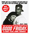90s HIP HOP & R&B (DANCE PARTY)