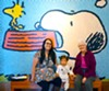 Grandparents Day at the Schulz Museum