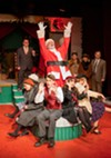 <b>IT'S A MIRACLE</b> Lucky Penny adapts 'Miracle on 34th Street' for the stage in Napa.