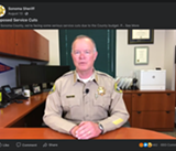 Sheriff Won't Release Communications With 'Transparency' Advisor