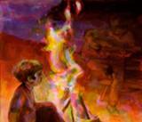 Sept. 5: Technicolor Art in Santa Rosa