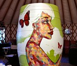 Feb. 11-14: Barrels of Art in Santa Rosa