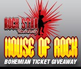 Win Tickets to House of Rock