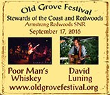 Win Tickets to the Old Grove Festival