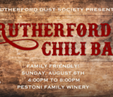 Aug. 6: Chili Dust-Up in St Helena