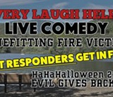 Oct. 22: Laugh & Give Back in Santa Rosa