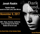 Nov. 9: Eco Noir in Sonoma