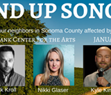 'Stand Up Sonoma' Gathers Comedy Giants for Fire Relief