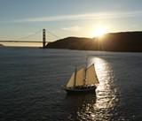 Labor Day Sunset Sail on San Francisco Bay