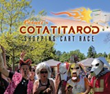 Mar. 3: Off to the Races in Cotati