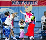 May 6: Japanese for 'Festival' in Santa Rosa
