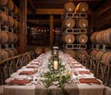 Seghesio Family Vineyards' Valentine's Day Dinner
