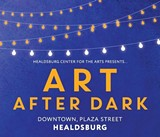 July 19: Light Up the Night in Healdsburg