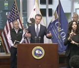 Newsom Orders Limited Eviction Moratorium