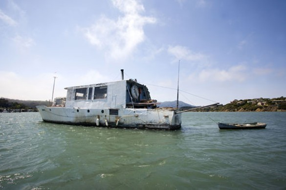 Sausalito's 'Anchor-Outs'