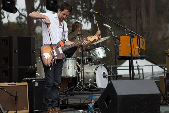 Outside Lands 2012: The Bands